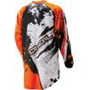 ONeal Element jersey lange mouwen Heren oranje/zwart
